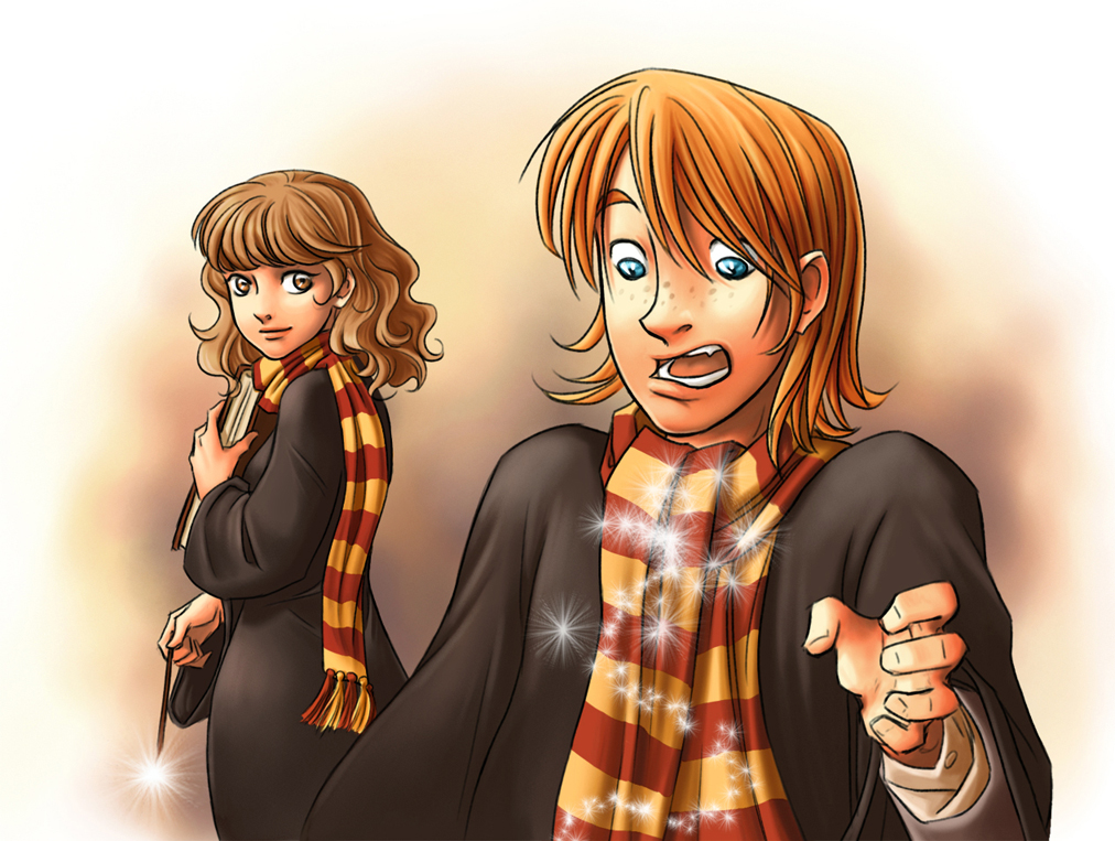 Fanarts Harry Potter 112358.8373